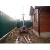 Бурение скважин на воду от 1900 руб.  за метр